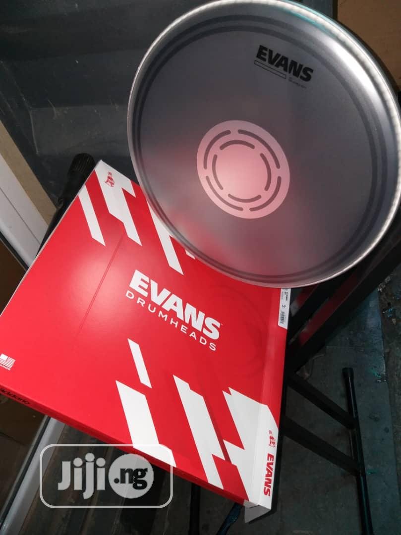 Archive: Original Evans Drum Head