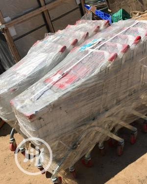 Supermarket Trolley Metal | Store Equipment for sale in Lagos State, Ojo