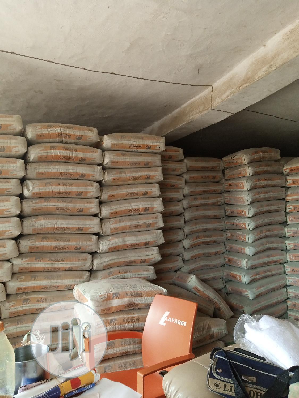 Cement Dangote Larfarge | Building Materials for sale in Ijebu Ode, Ogun State, Nigeria