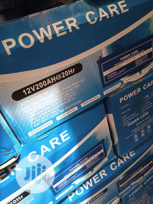 200amps Power Care Battery | Solar Energy for sale in Lagos State, Ojo