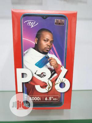 New Itel P36 16 GB Blue   Mobile Phones for sale in Lagos State, Ikeja