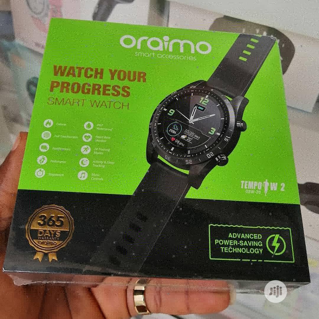 Oraimo Smart Watch Tempo W2 Osw-20