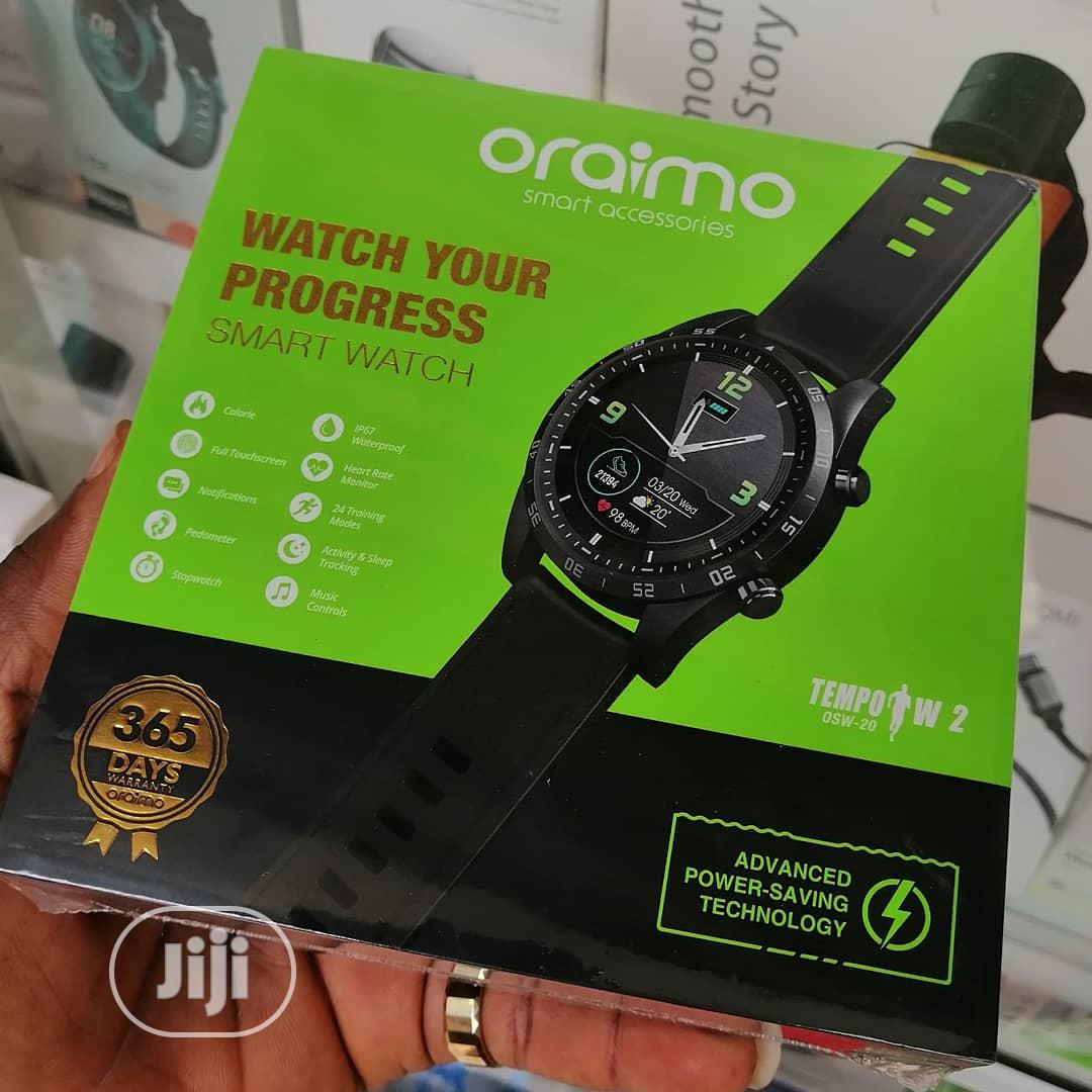 Tempo S W2 Oraimo Smart Watch OSW-20