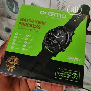 Tempo S W2 Oraimo Smart Watch OSW-20   Smart Watches & Trackers for sale in Lagos State, Ikeja