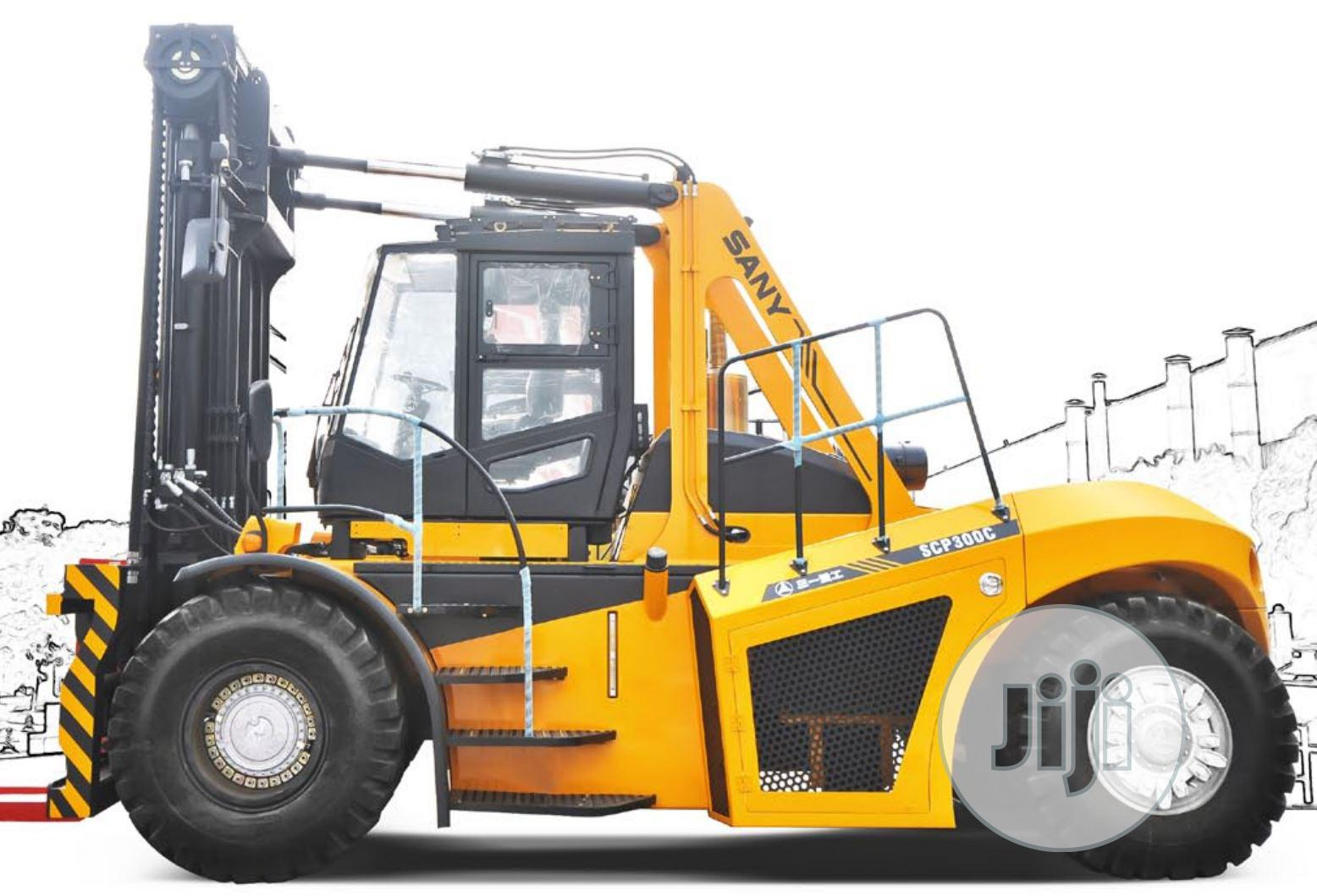 Brand New Forklift Truck | Heavy Equipment for sale in Ikeja, Lagos State, Nigeria