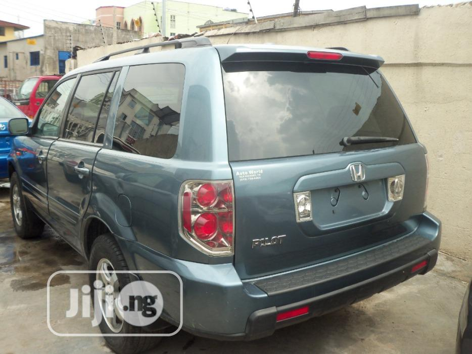 Honda Accord 2007 2.0 Comfort Automatic Green | Cars for sale in Ikeja, Lagos State, Nigeria