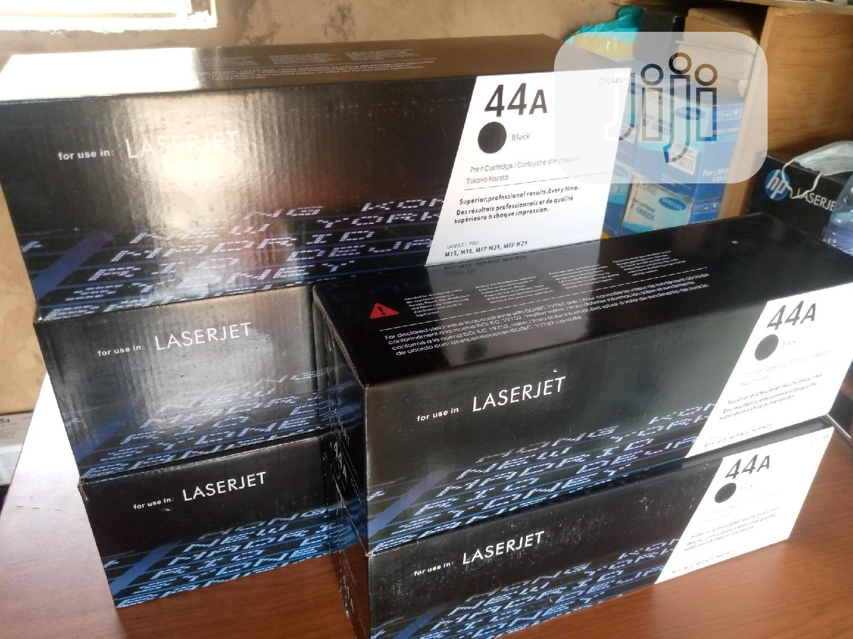 44a Laserjet Black Toner