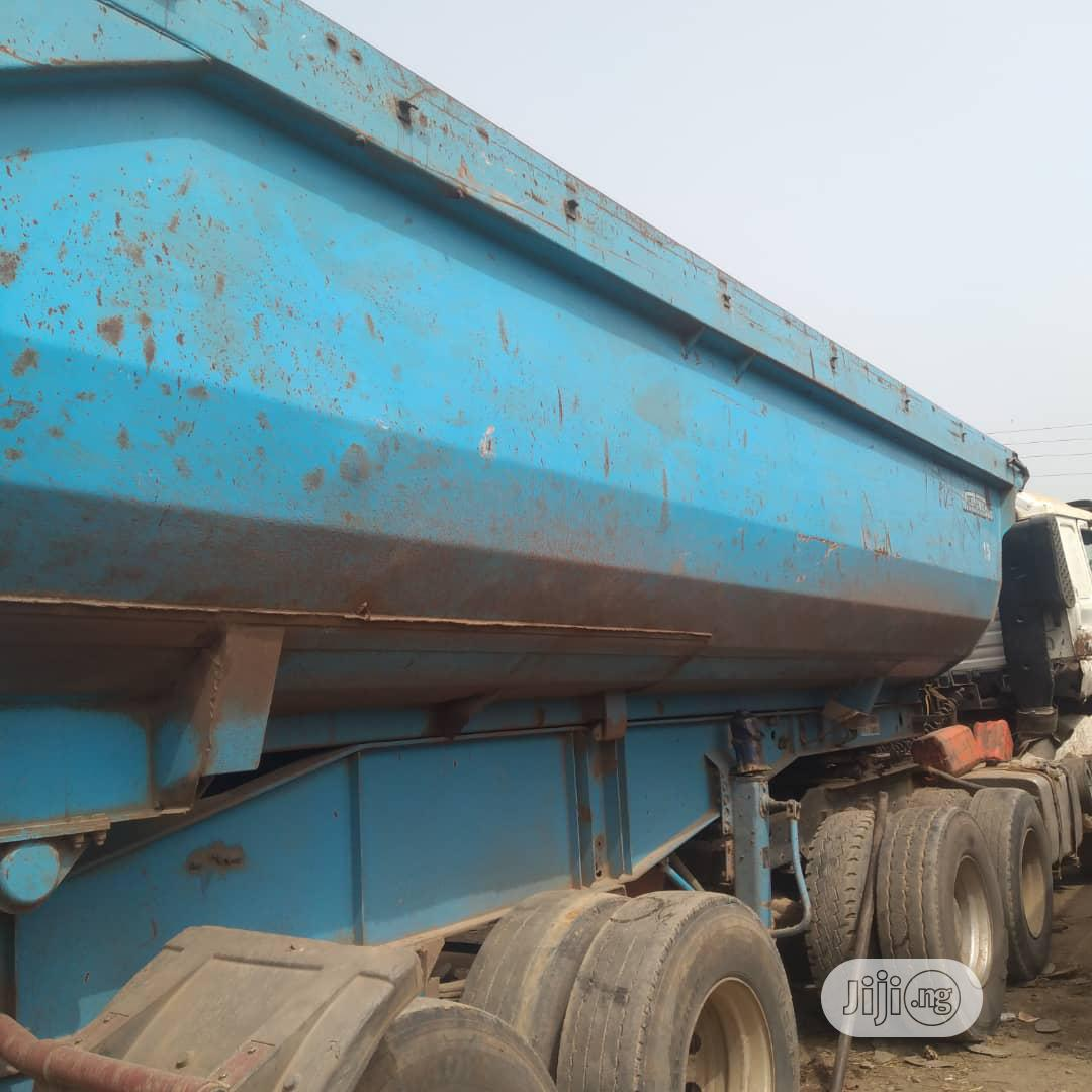 Used Tipping Bucket