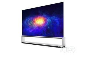 LG 88''OLED 8K Gallery Design Cinema HDR Webos Jl14   TV & DVD Equipment for sale in Lagos State, Alimosho