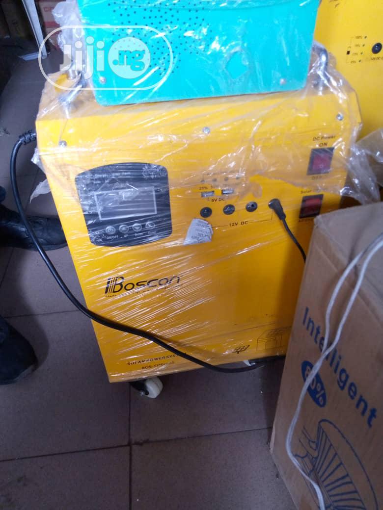 1000 Watts Solar Generator