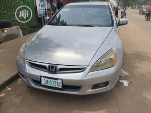 Honda Accord 2003 Silver   Cars for sale in Lagos State, Orile
