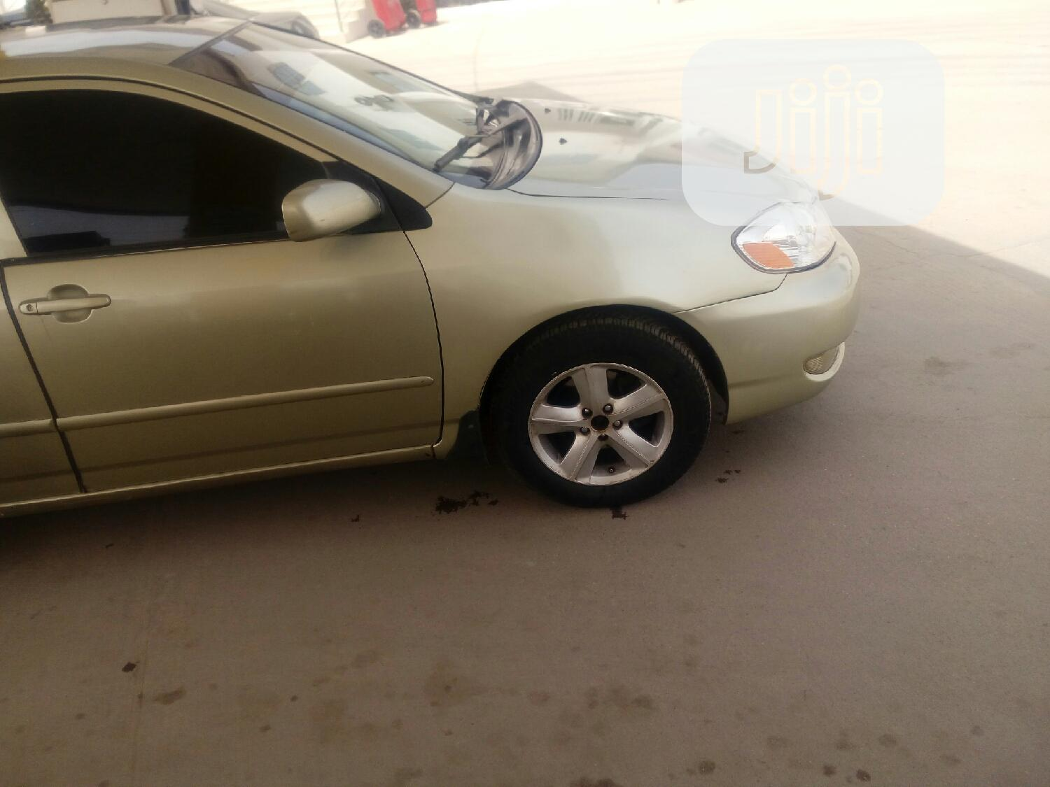 Toyota Corolla 2004 1.4 Gold | Cars for sale in Kubwa, Abuja (FCT) State, Nigeria