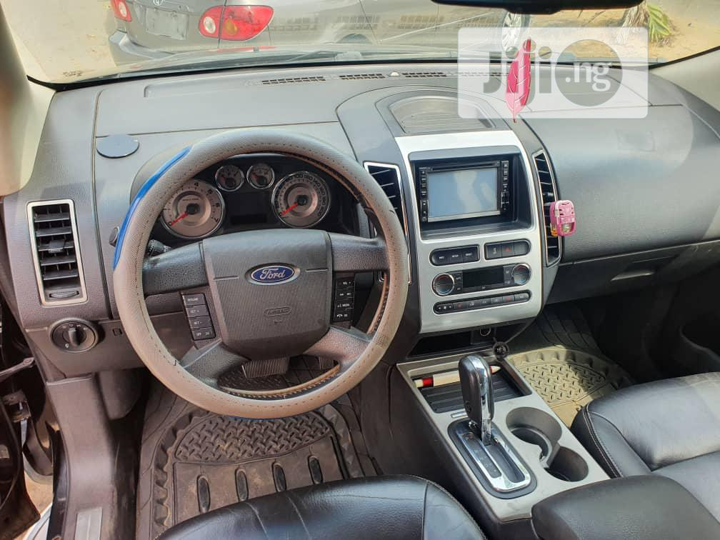 Ford Edge 2008 Black | Cars for sale in Orile, Lagos State, Nigeria