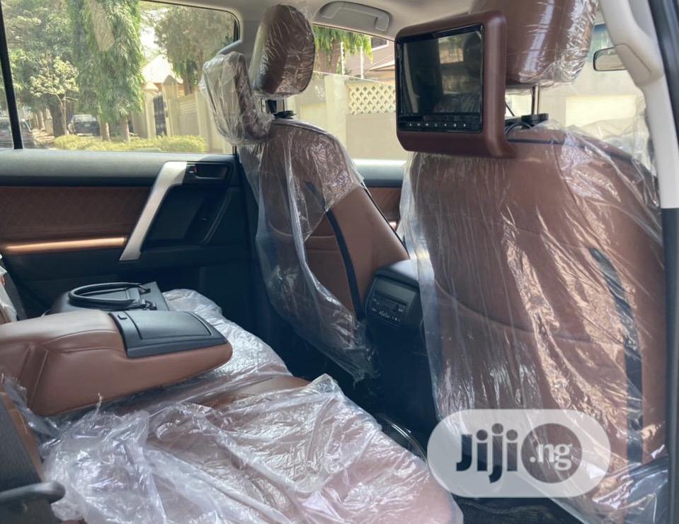 New Toyota Land Cruiser Prado 2019 VXR Black | Cars for sale in Garki 2, Abuja (FCT) State, Nigeria