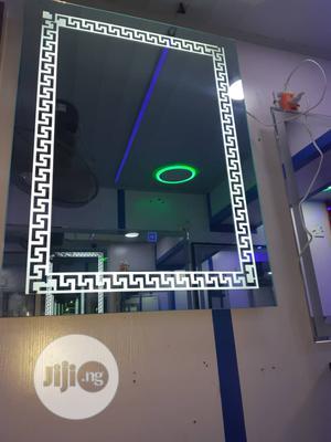 Square LED Mirror   Home Accessories for sale in Lagos State, Amuwo-Odofin