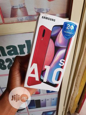 New Samsung Galaxy A10s 32 GB Red   Mobile Phones for sale in Edo State, Benin City