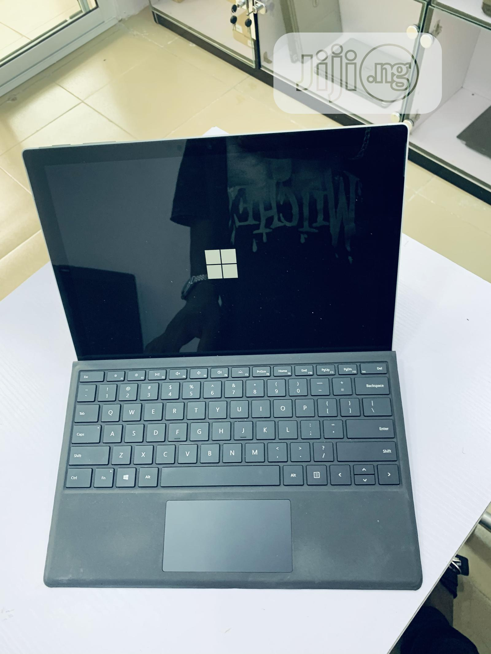 Laptop Microsoft Surface Pro 6 16GB Intel Core I7 SSD 512GB