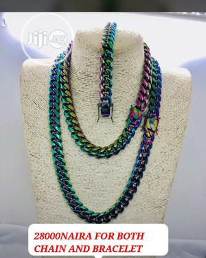 Complete Set Available in Silver and Gold   Jewelry for sale in Lagos State, Victoria Island