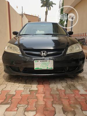Honda Civic 2005 Black   Cars for sale in Lagos State, Oshodi