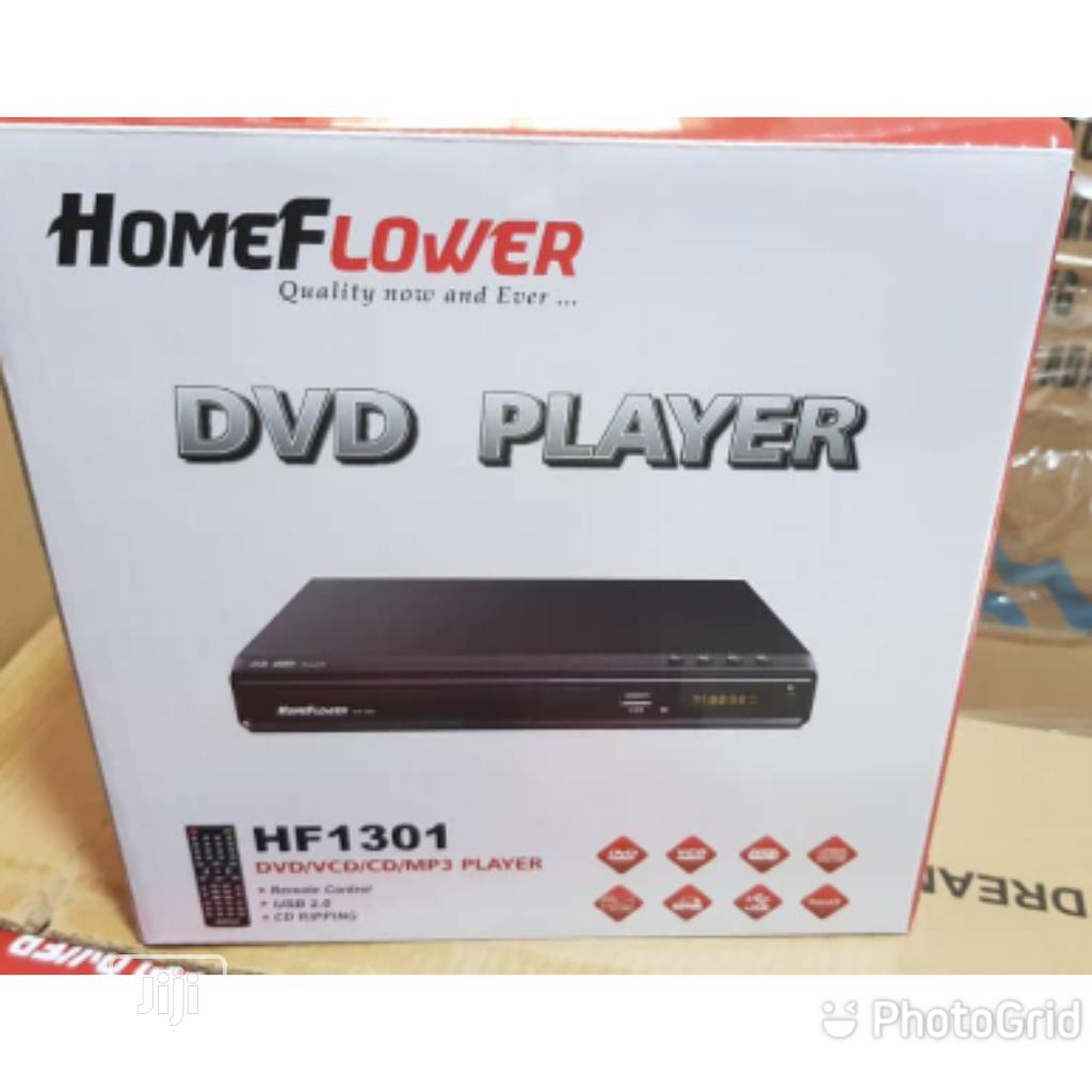 Home Flower DVD Player