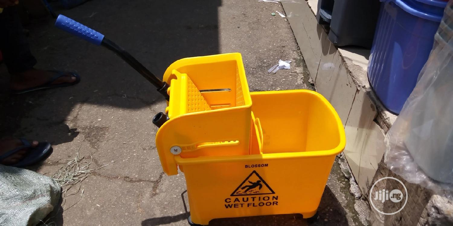 Industrial Mop Bucket