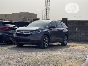 Honda CR-V 2018 Gray | Cars for sale in Abuja (FCT) State, Wuse 2