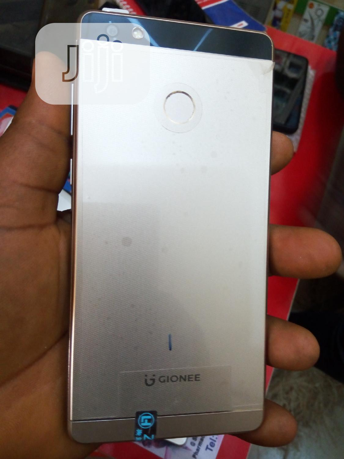 Gionee M7 Power 64 GB Gold