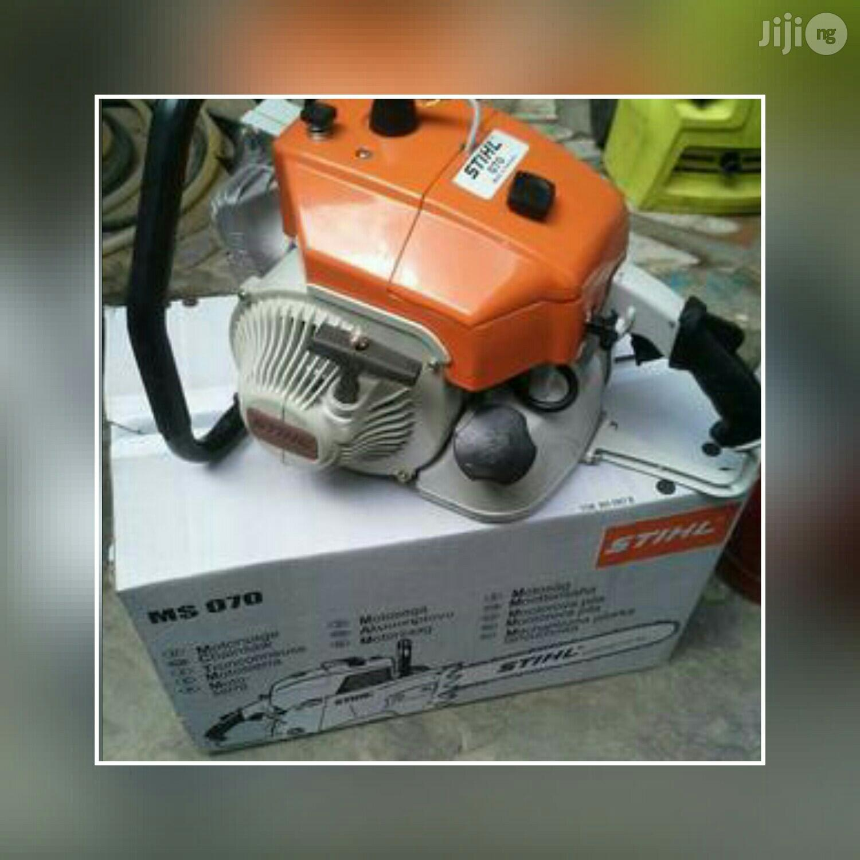 Still Chain Saw Machines Ms070