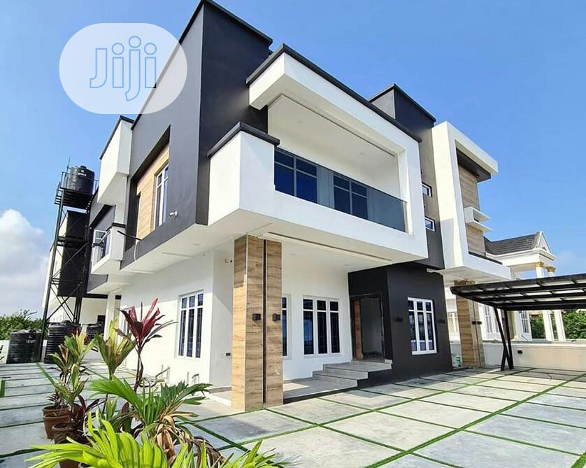5bedrooms Fully Detached With BQ for Sale