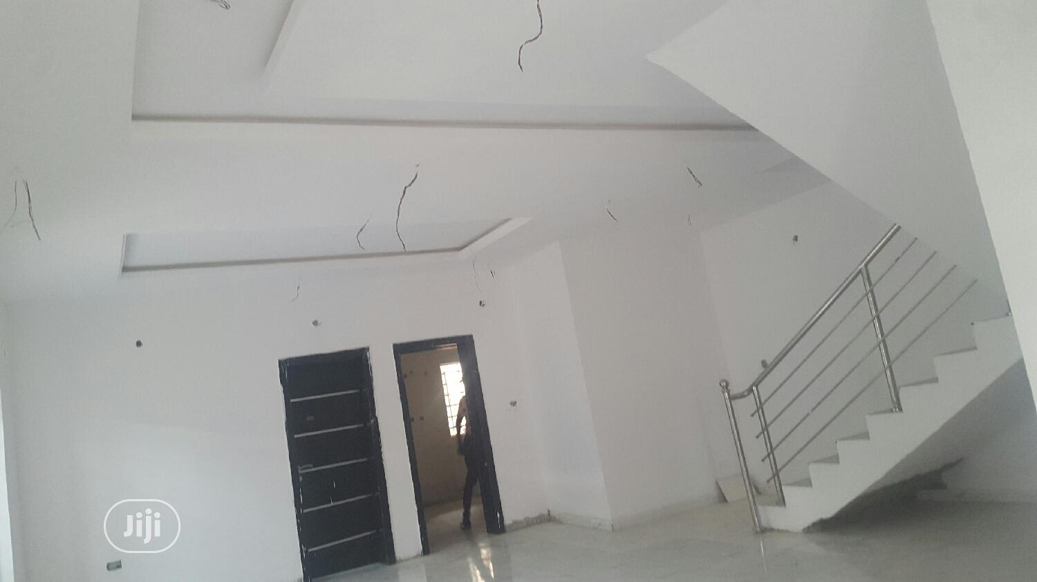 5bedrooms Fully Detached With BQ for Sale | Houses & Apartments For Sale for sale in Lekki, Lagos State, Nigeria