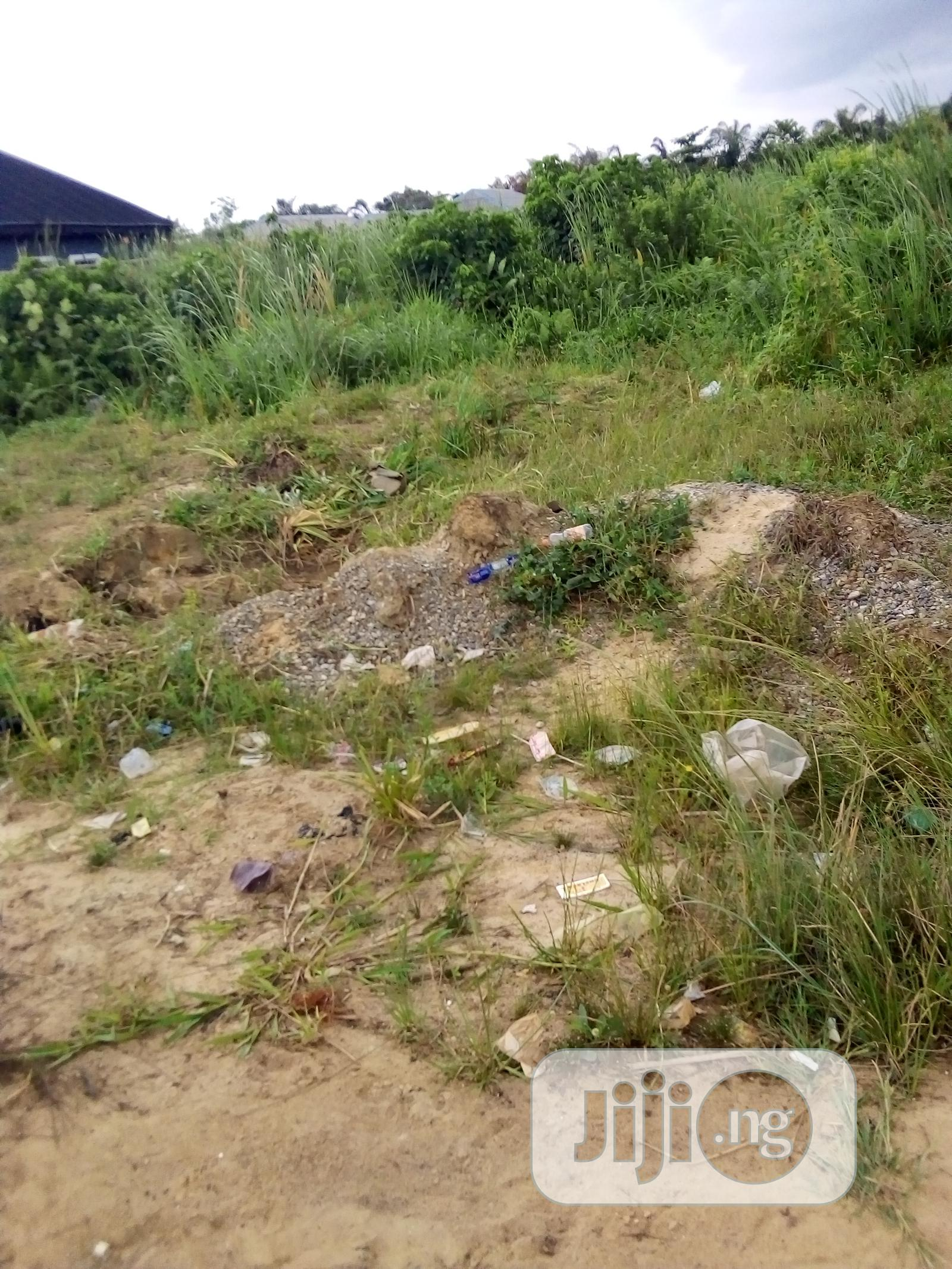 Cheap Plots of Dry Land for Sale at Industrial Area Agbara