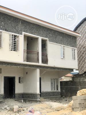 3 Bedroom Terrace With BQ   Houses & Apartments For Sale for sale in Lagos State, Ajah