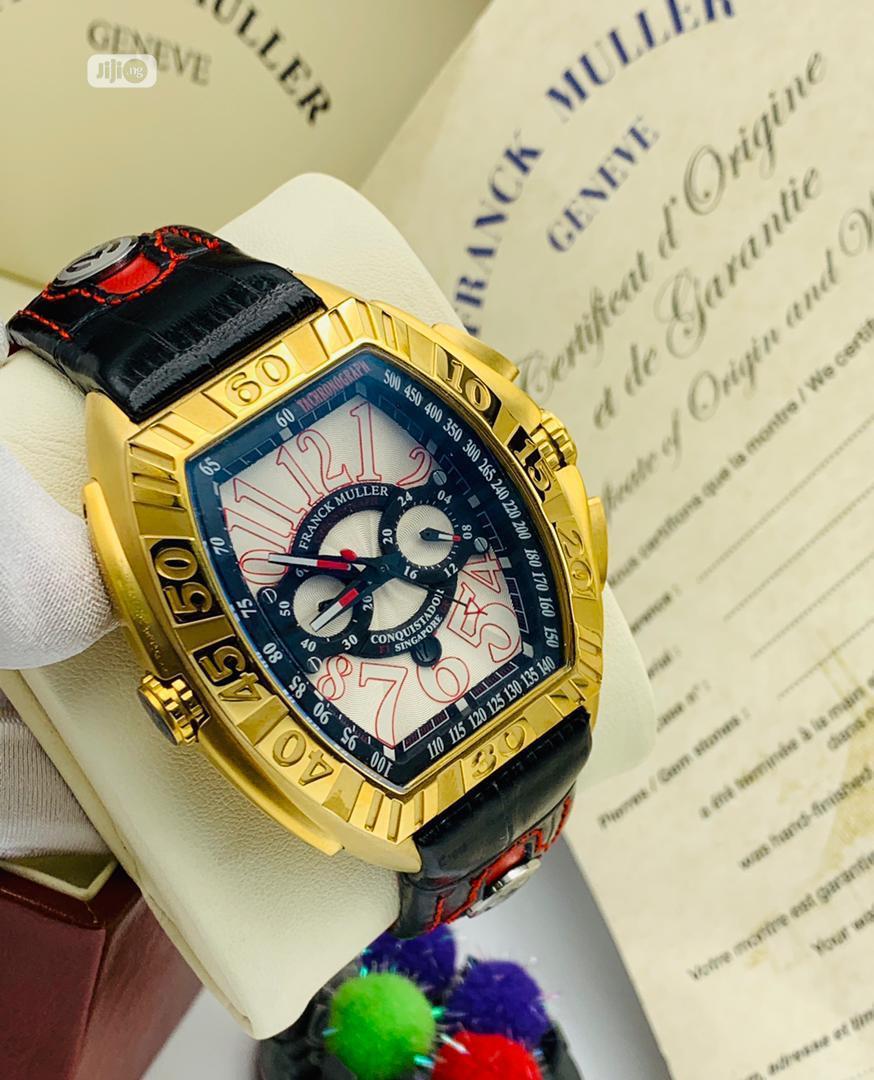 Frank Muller   Watches for sale in Lagos Island (Eko), Lagos State, Nigeria