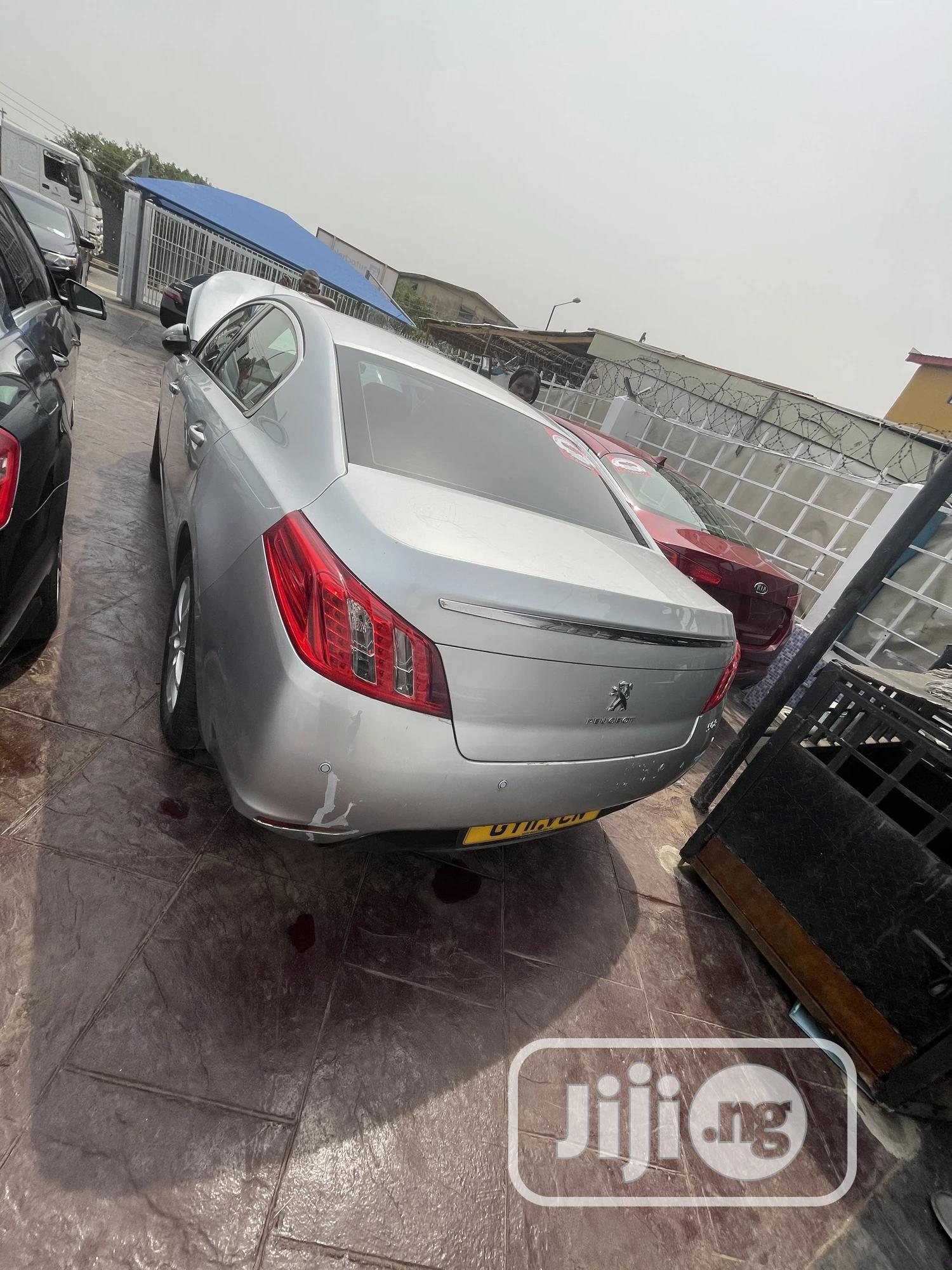 Peugeot 508 2011 Silver | Cars for sale in Ifako-Ijaiye, Lagos State, Nigeria