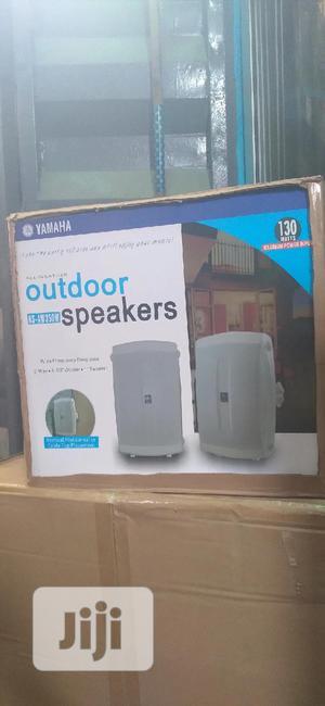 Yamaha Outdoor Speaker | Audio & Music Equipment for sale in Lagos State, Ikoyi