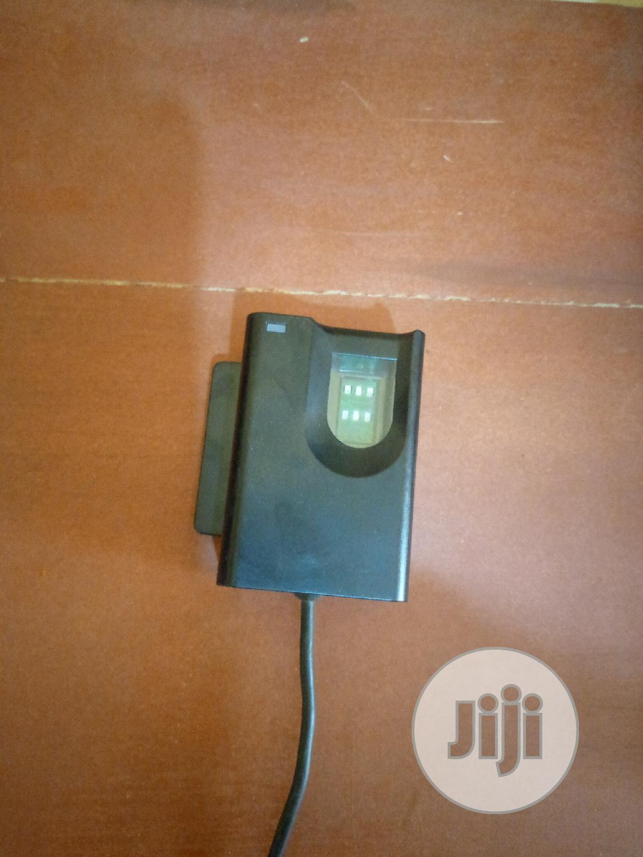 Archive: Futronic FS82 Fingerprint Scanner