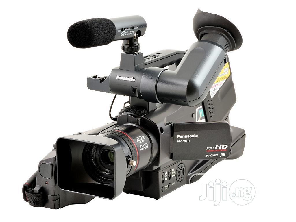 Archive: Panasonic Md-H1 Video Camera
