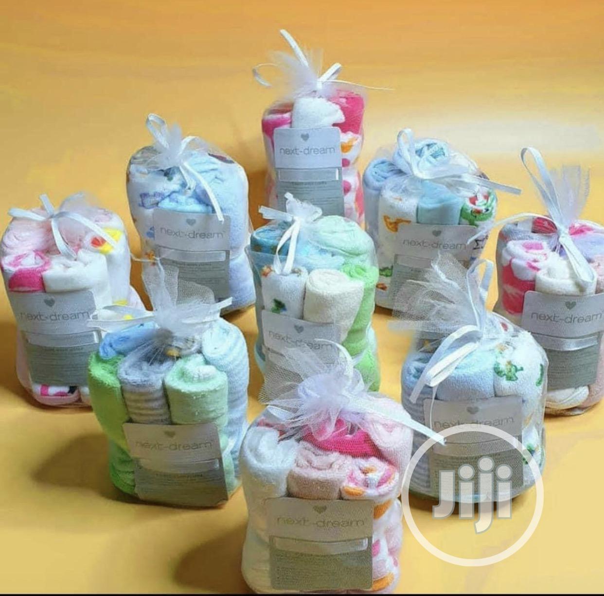 8pcs Wash Cloths
