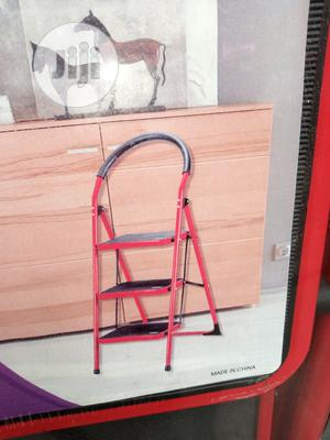 Fold Able Steel Ladder For Multipurpose Use   Hand Tools for sale in Lagos State, Gbagada