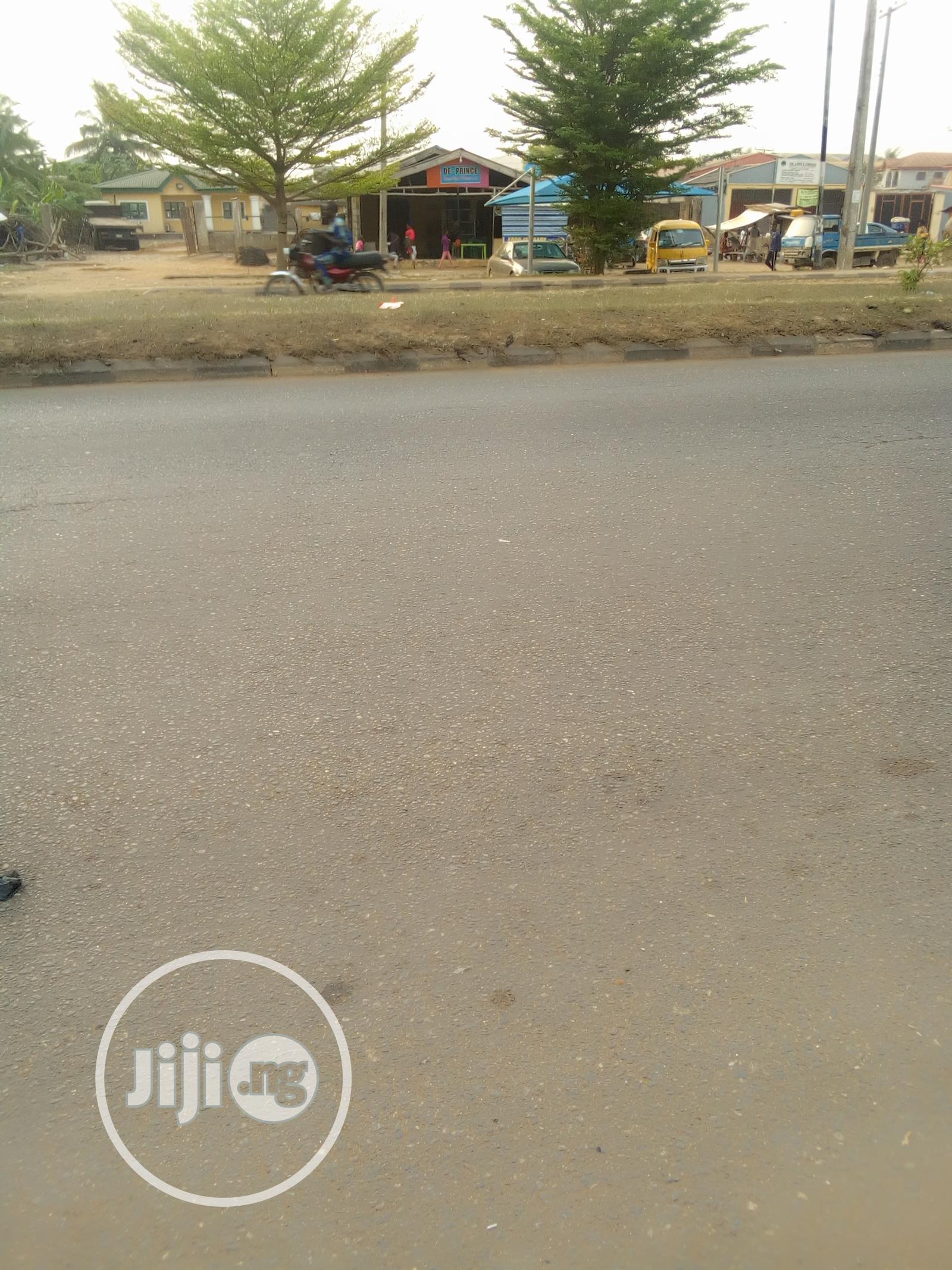Full Plot for Land on Lasu Iba Express