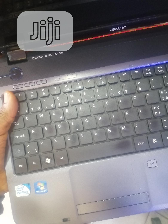Archive: Laptop Acer Aspire 5738Z 4GB Intel Pentium HDD 320GB