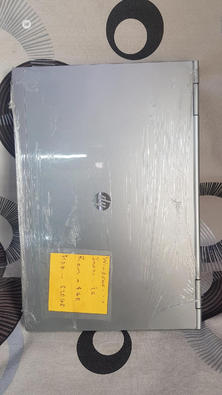 Laptop HP EliteBook 8460P 4GB Intel Core I5 HDD 320GB   Laptops & Computers for sale in Ikeja, Lagos State, Nigeria