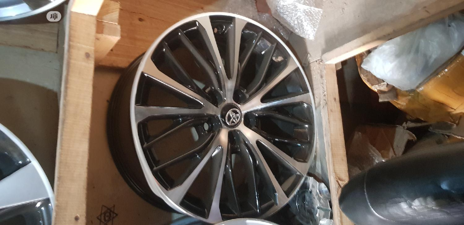 18 Rim for Toyota Camry 2016 Is Available in Stock