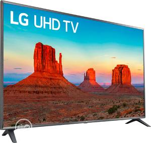 LG 75 Inches Uhd 4K Smart TV   TV & DVD Equipment for sale in Lagos State, Amuwo-Odofin