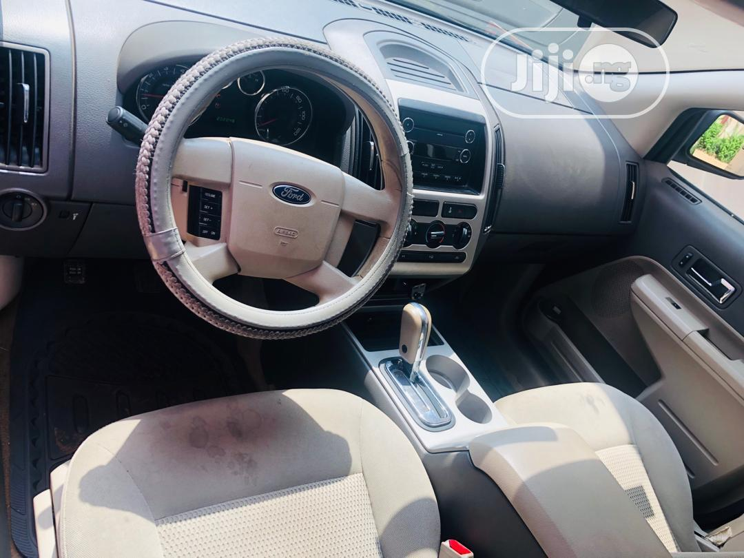Ford Edge 2010 SE 4dr FWD (3.5L 6cyl 6A) Black   Cars for sale in Abule Egba, Lagos State, Nigeria