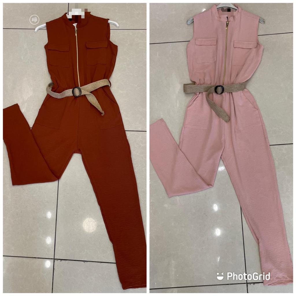 Female Jumpsuit | Clothing for sale in Lagos Island (Eko), Lagos State, Nigeria