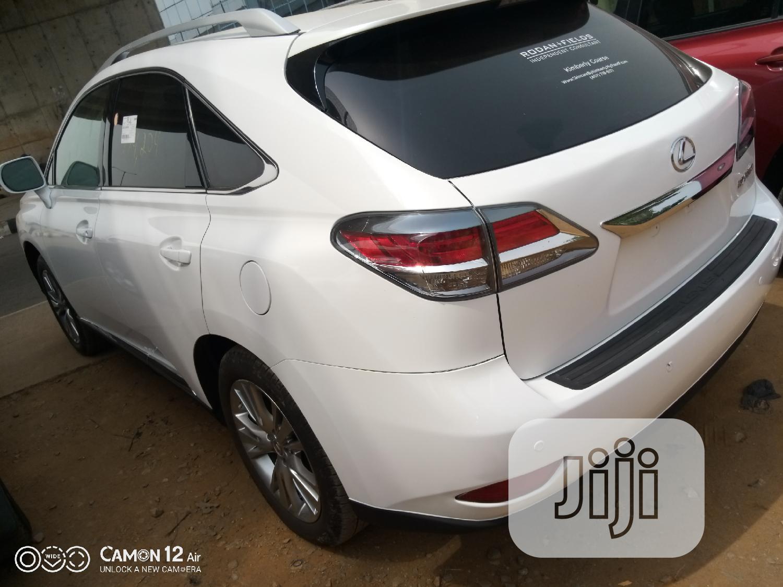 Lexus RX 2013 350 AWD White   Cars for sale in Oshodi, Lagos State, Nigeria