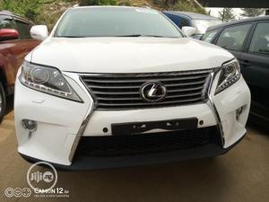 Lexus RX 2013 350 AWD White   Cars for sale in Lagos State, Oshodi