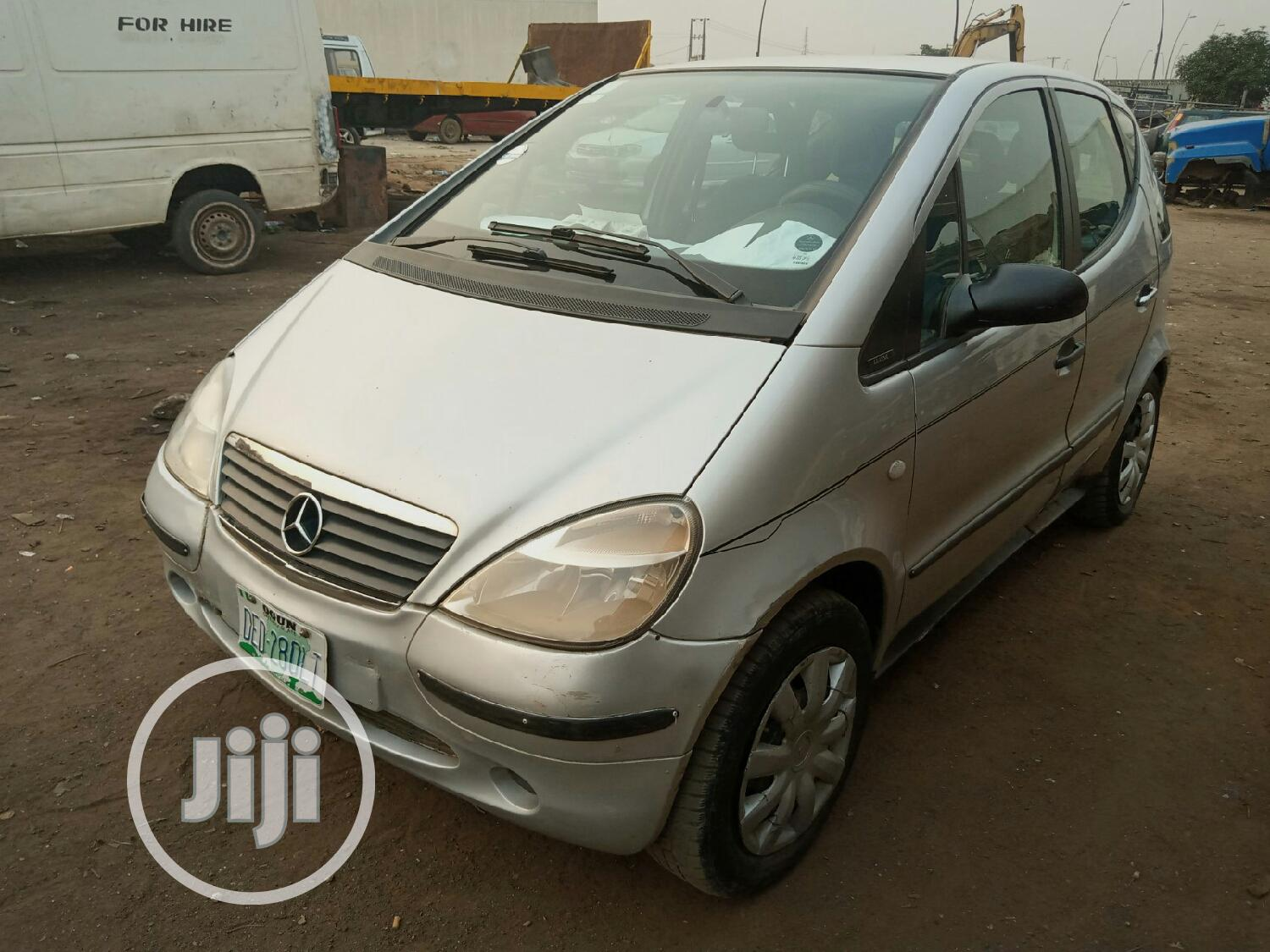 Mercedes-Benz A-Class 2005 Silver | Cars for sale in Abule Egba, Lagos State, Nigeria