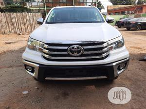 New Toyota Hilux 2020 White   Cars for sale in Abuja (FCT) State, Central Business Dis